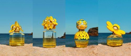 Marc Jacobs lanza 'Daisy Sunshine', una colección en edición limitada de cuatro fragancias