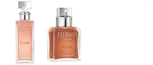 Calvin Klein presenta dos nuevas fragancias y en formato dúo de su línea 'Eternity'