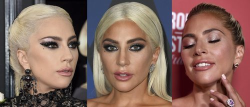 Maquíllate como Lady Gaga
