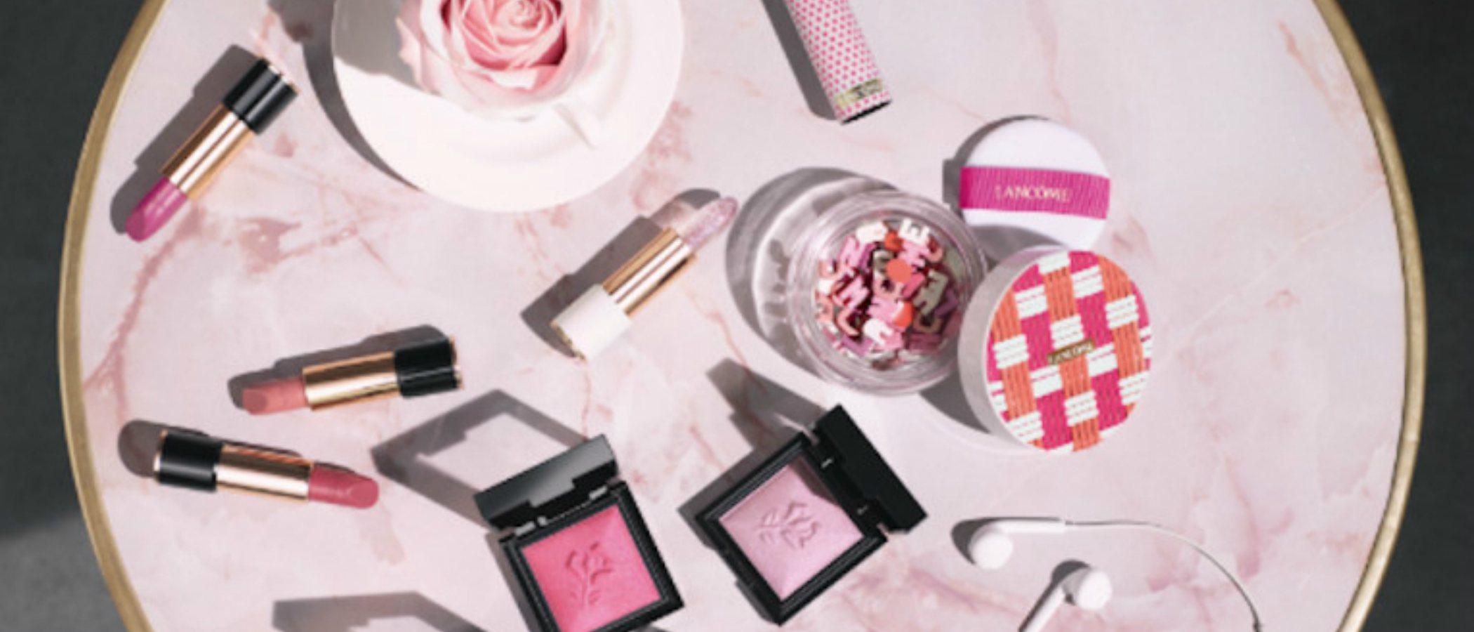 'Café Bônheur', la romántica colección de maquillaje de Lancôme