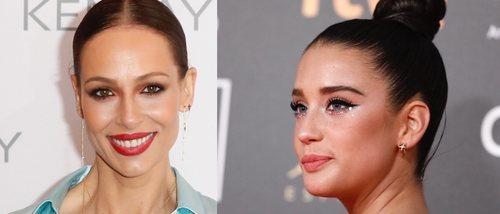 María Pedraza y Eva González lucen los mejores beauty looks de la semana