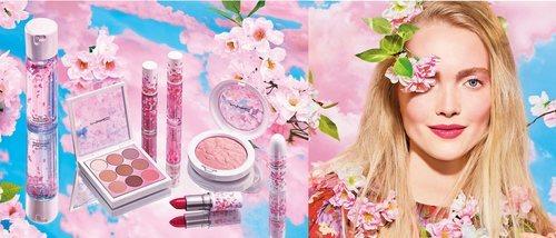 'Boom, Boom, Bloom', la nueva colección de maquillaje de MAC para esta primavera 2019