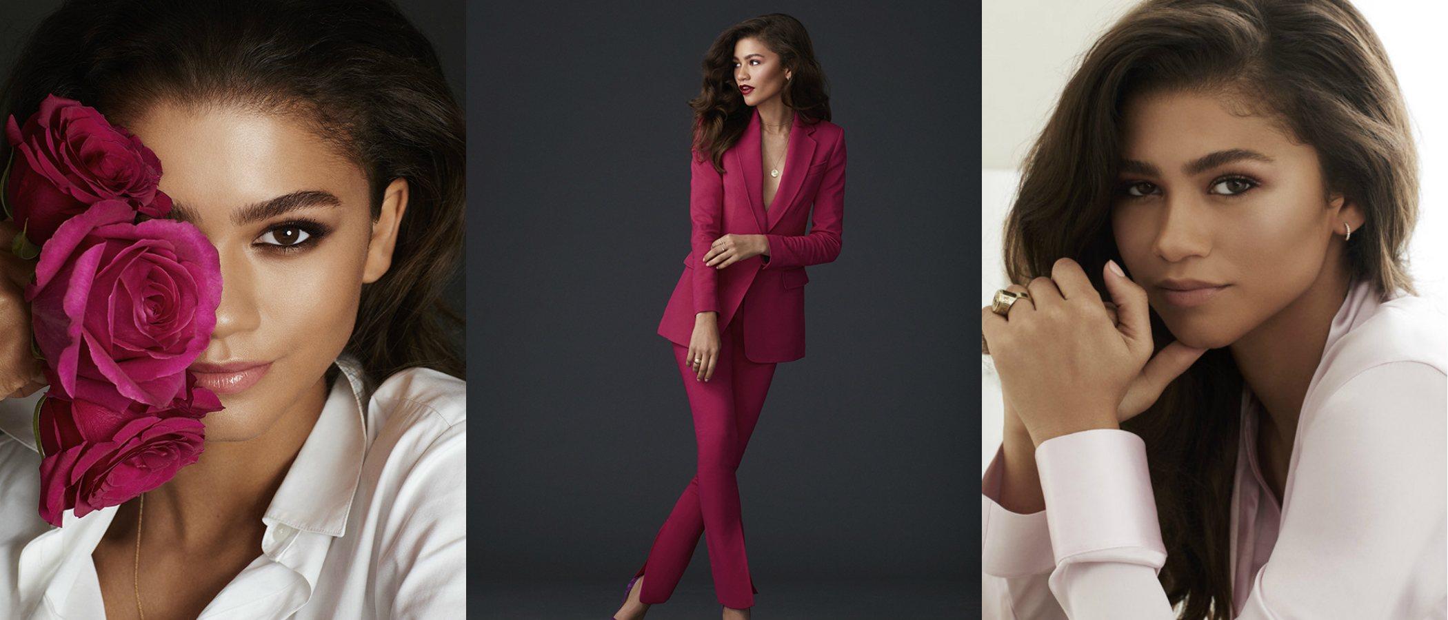Zendaya se convierte en la nueva embajadora global de Lancôme