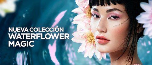 'Waterflower Magic', la colección de maquillaje de Kiko para esta primavera 2019