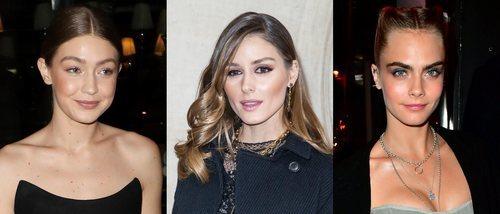 Gigi Hadid, Olivia Palermo y Cara Delevingne se ganan estar entre los mejores beauty looks de la semana