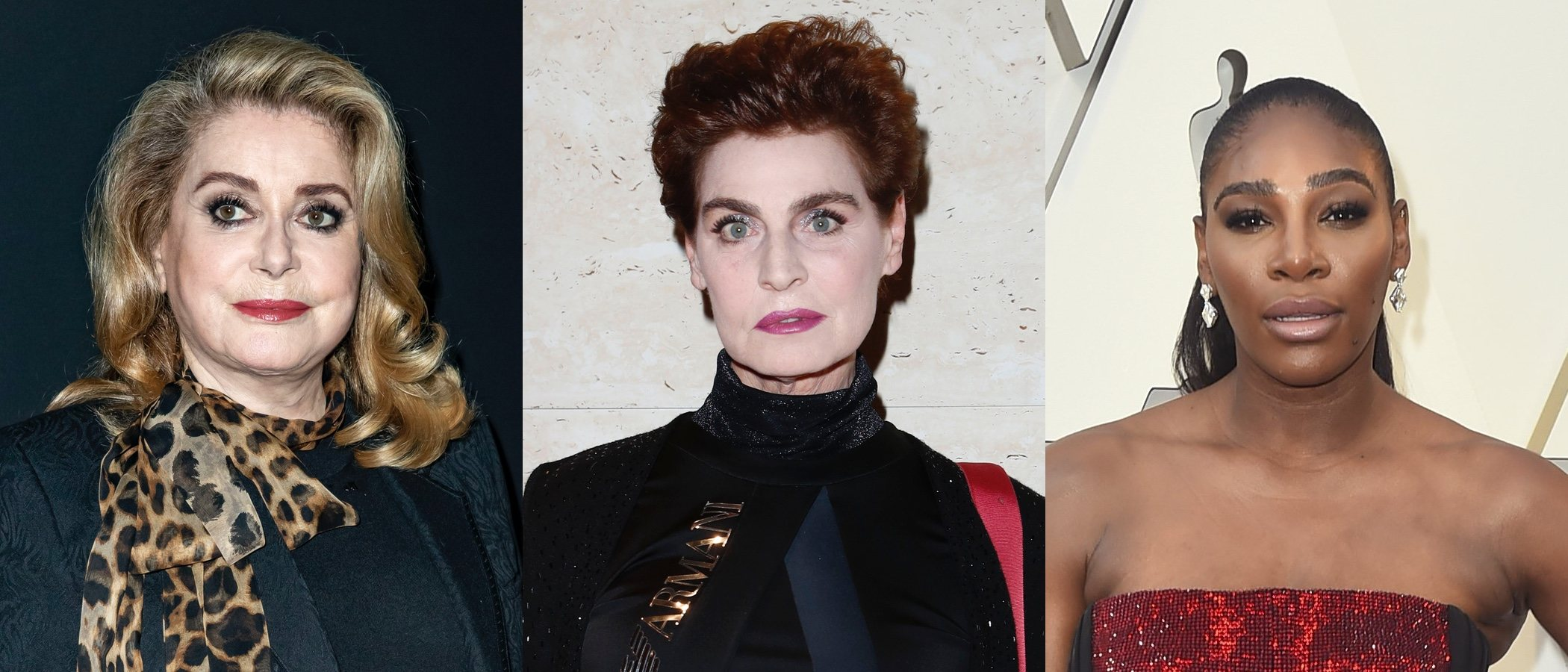 Catherine Deneuve, Antonia Dell'Atte y Ashley Brinton lucen los peores beauty looks de la semana