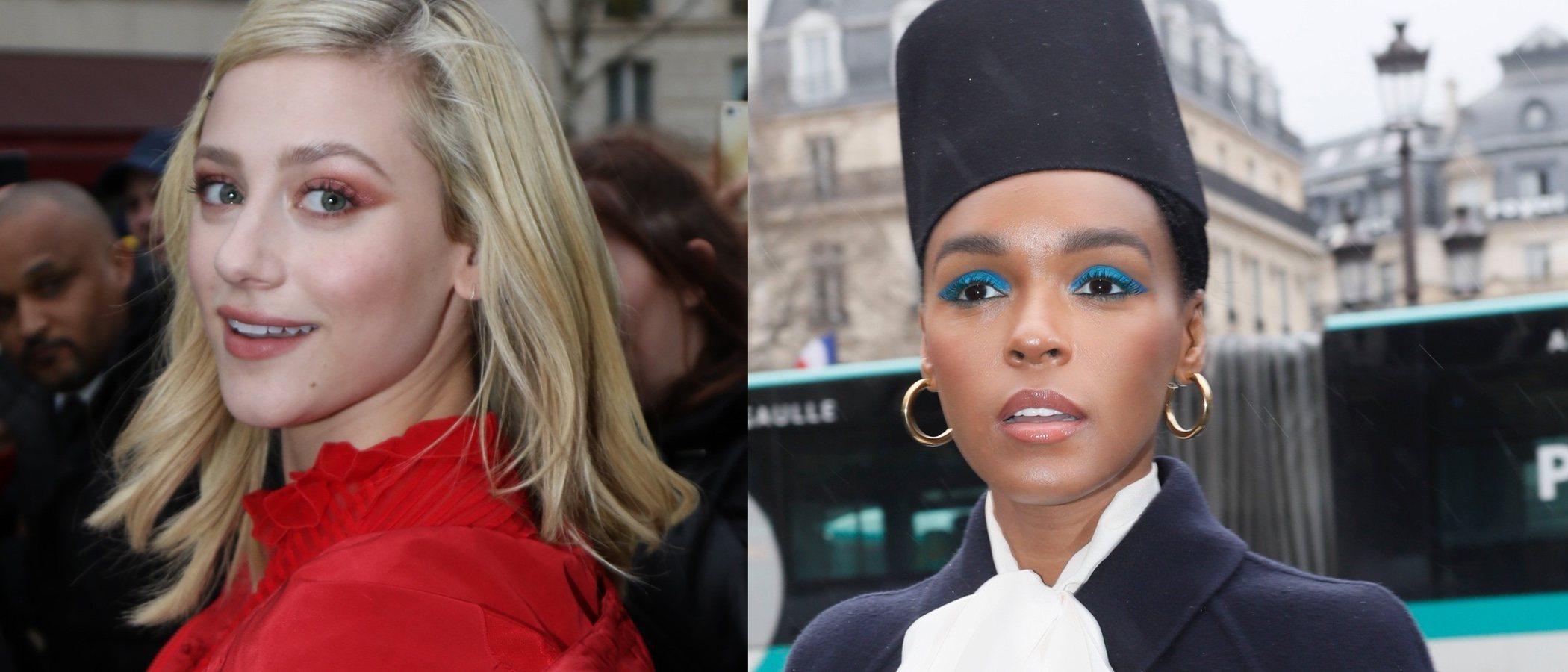 Lili Reinhart y Janelle Monáe, entre los peores beauty looks de la semana