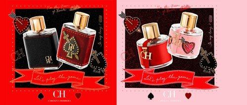 'CH Kings' y 'CH Queens', las fragancias en edición limitada de Carolina Herrera para esta primavera 2019