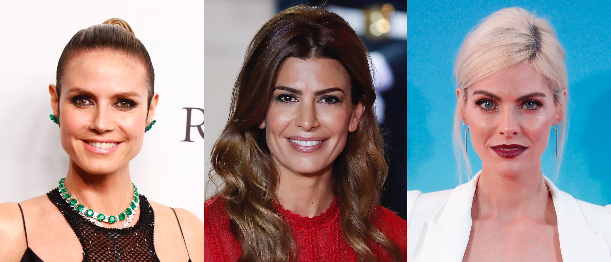 Heidi Klum, Juliana Awada y Amaia Salamanca nos traen los mejores beauty looks de la semana