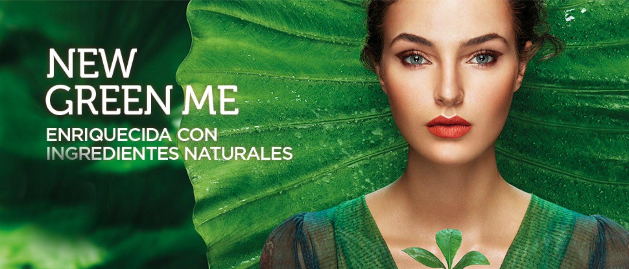 Kiko relanza 'Green Me', su colección de maquillaje enriquecida con ingredientes naturales y ecológicos