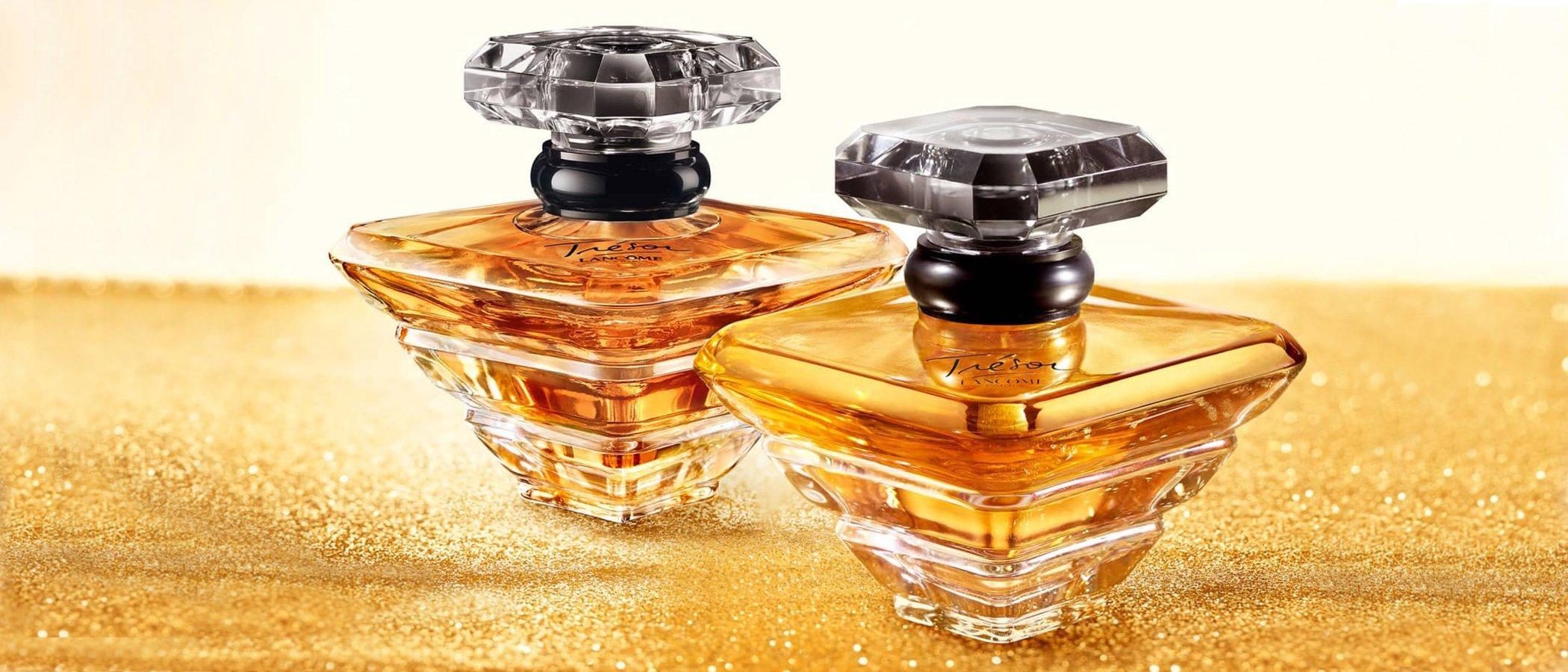 'Trésor en Or', el nuevo perfume de Lancome