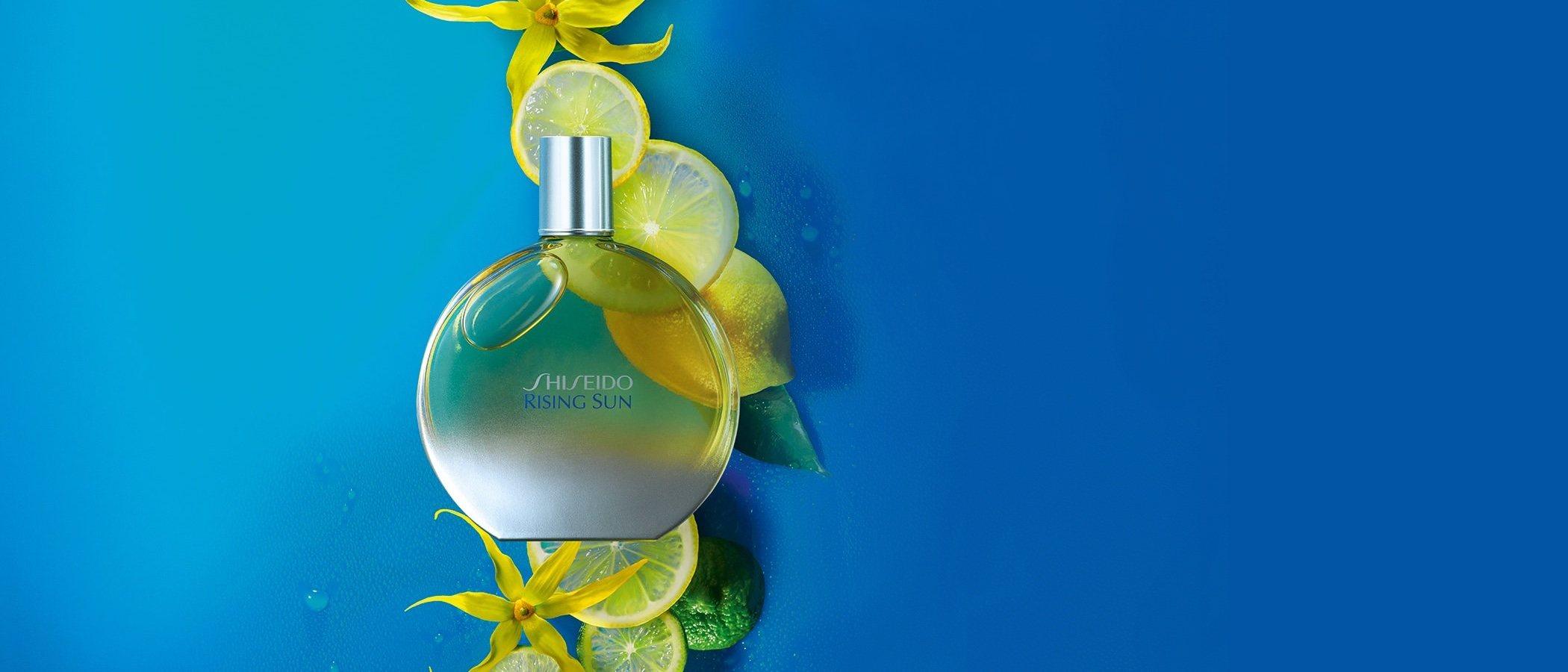 'Rising Sun', el nuevo perfume de Shiseido