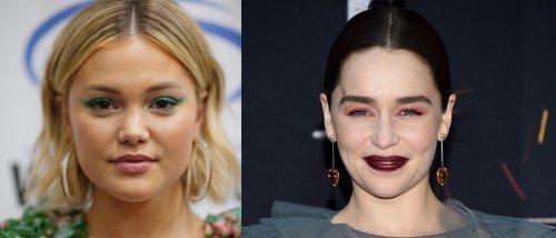 Emilia Clarke y Olivia Holt, entre los peores beauty looks de la semana