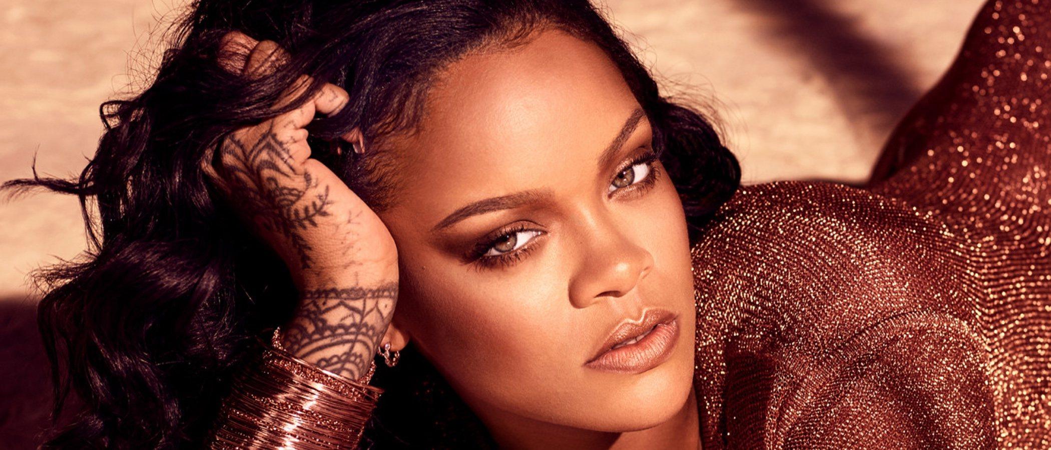Rihanna, obligada a retirar uno sus maquillajes de Fenty por ser racista