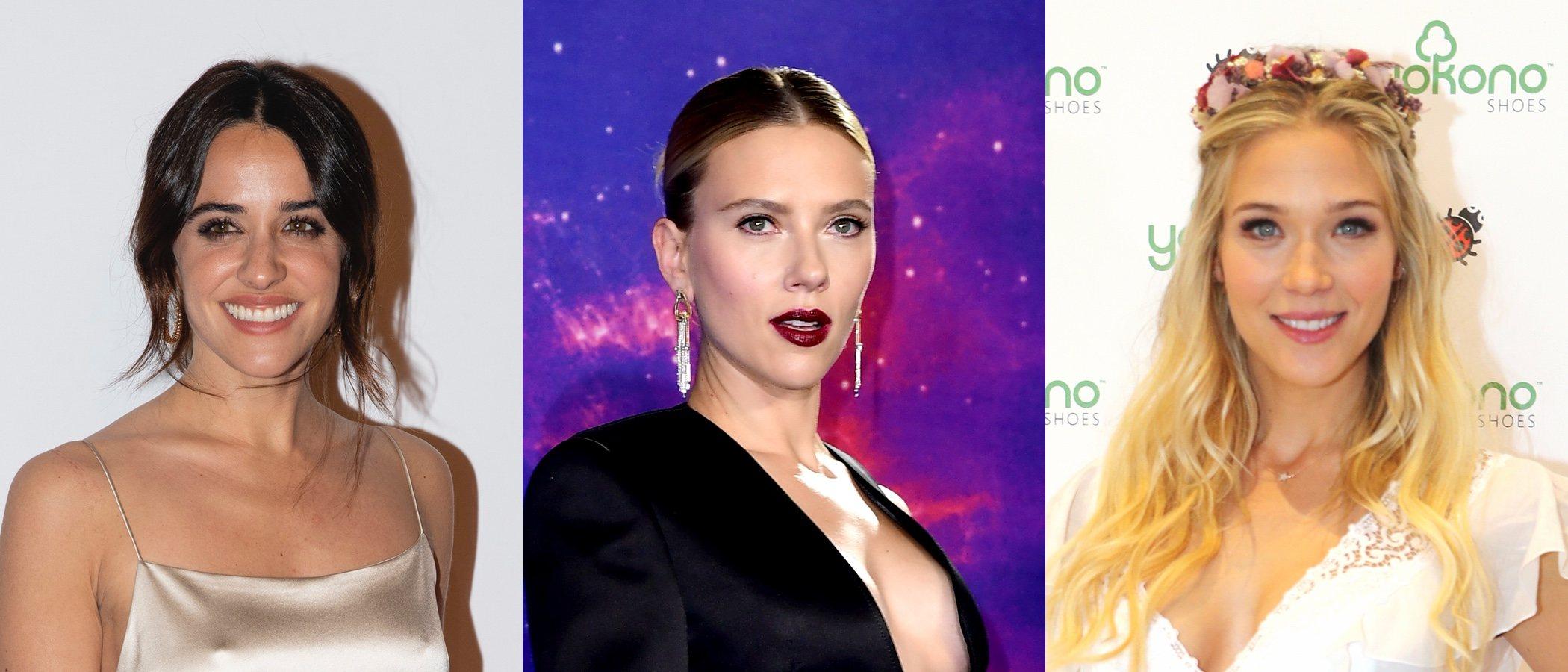 Macarena García, Scarlett Johansson y Patricia Montero lucen los mejores beauty de la semana