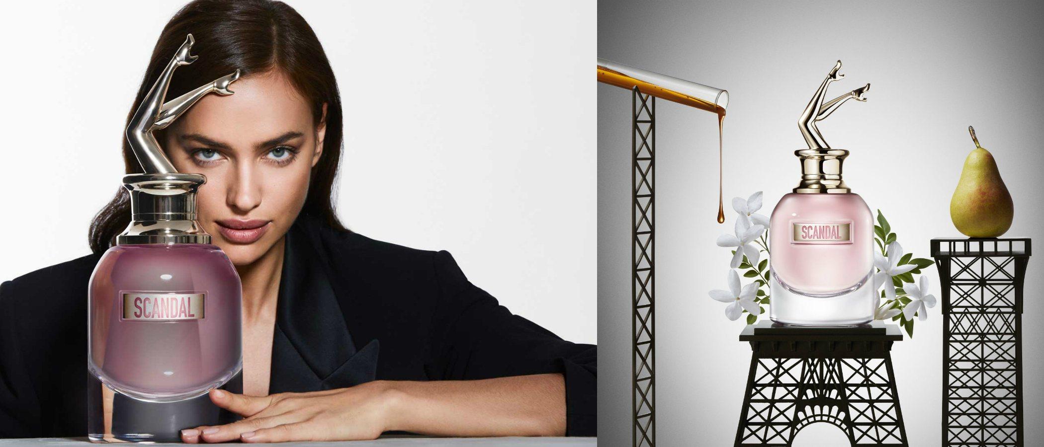 Jean Paul Gaultier lanza 'Scandal à Paris', la versión Eau de Toilette de su último perfume para mujer
