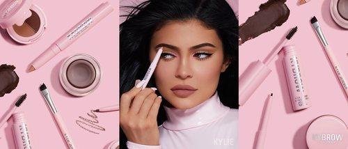 Kylie Jenner presenta 'Kybrow', la completa colección solo para cejas de Kylie Cosmetics