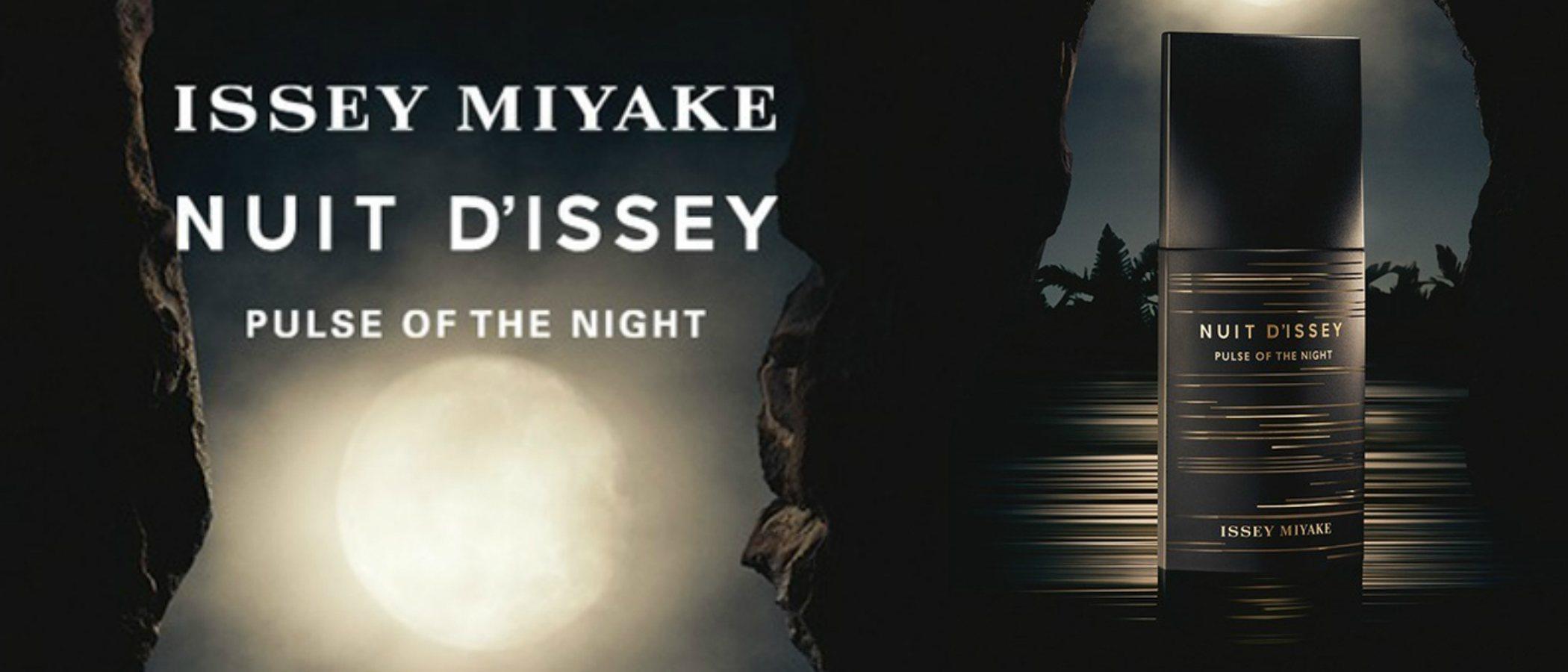 Issey Miyake amplía su línea 'Nuit d'Issey' con el lanzamiento del perfume 'Nuit d'Issey Pulse Of The Night'