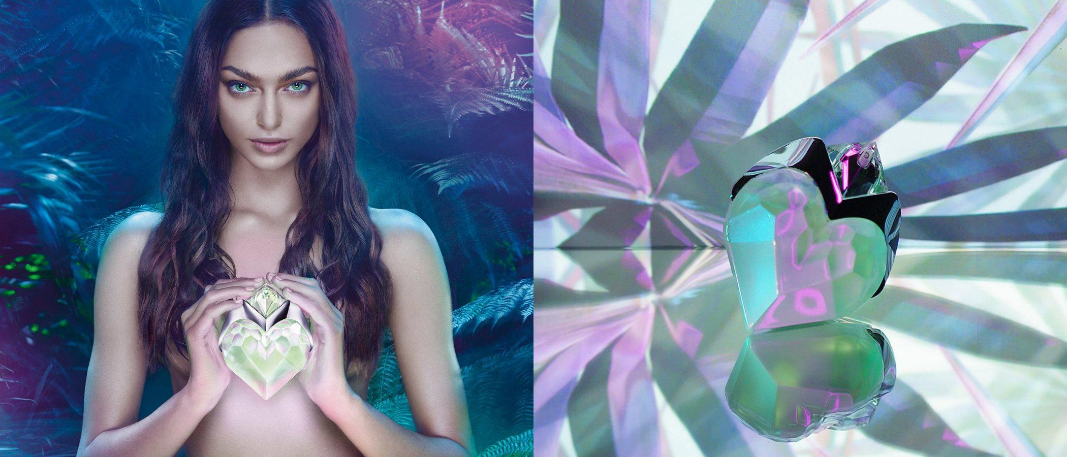 'Aura Mugler Eau de Parfum Sensuelle', la nueva fragancia femenina de Thierry Mugler