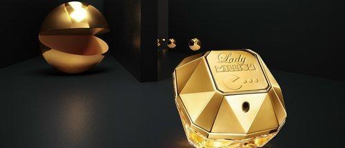 Paco Rabanne presenta las ediciones limitadas '1 Million Pac-Man' y 'Lady Million Pac-Man'
