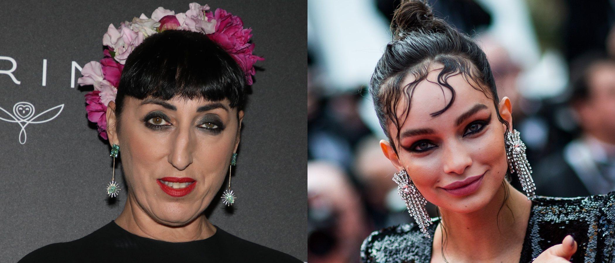 Rossy de Palma y Luma Grothe, entre los peores beauty looks de la semana