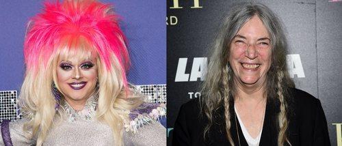 Patti Smith y la Drag Queen Paige Turner entre los peores beauty looks de la semana