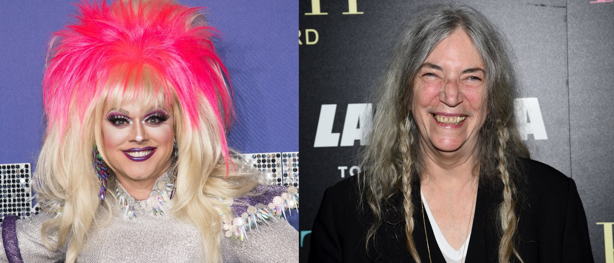 Patti Smith y la Drag Queen Paige Turner entre los peores beauty looks de la semana