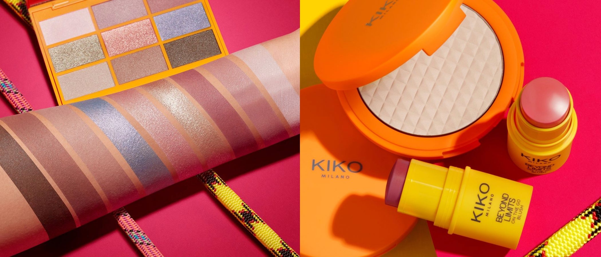 Kiko Milano desafía las reglas del maquillaje en su nueva colección 'Beyond Limits 2019'
