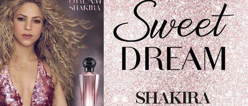 'Sweet Dream by Shakira', una fragancia que narra la auténtica vida de la reina latina
