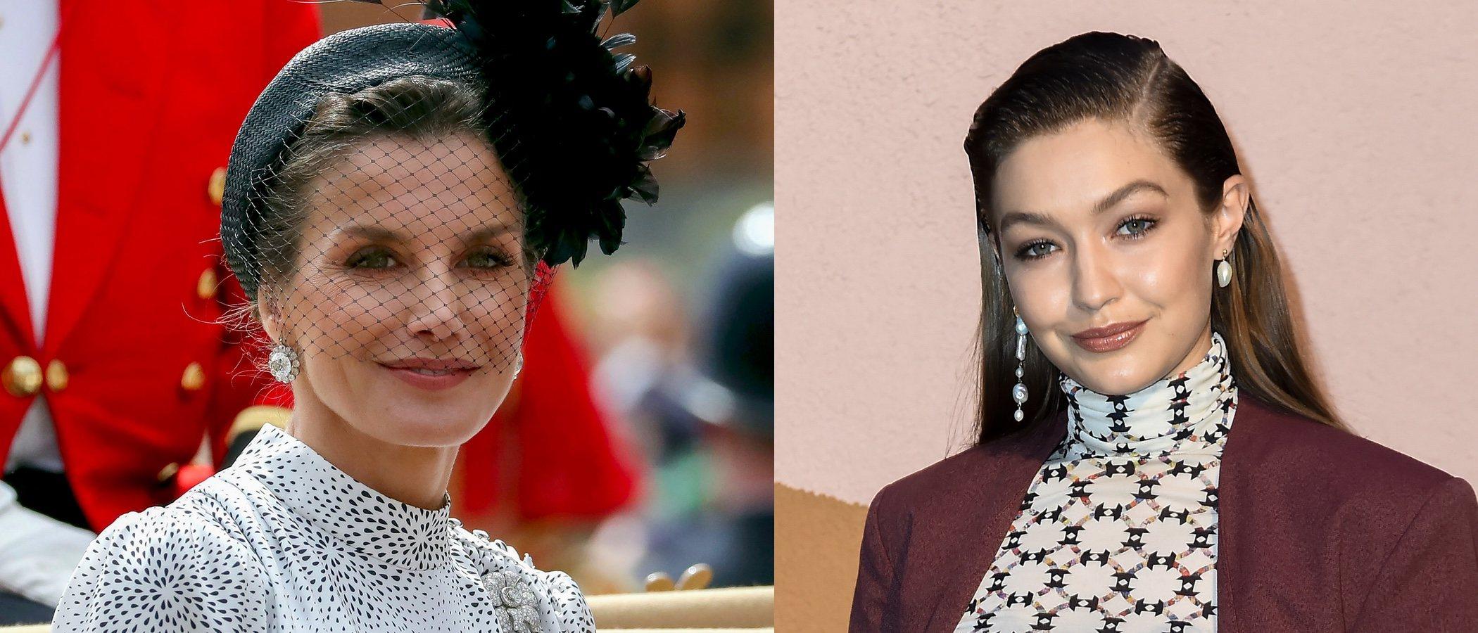 La Reina Letizia y Gigi Hadid sorprenden con los mejores beauty looks de la semana