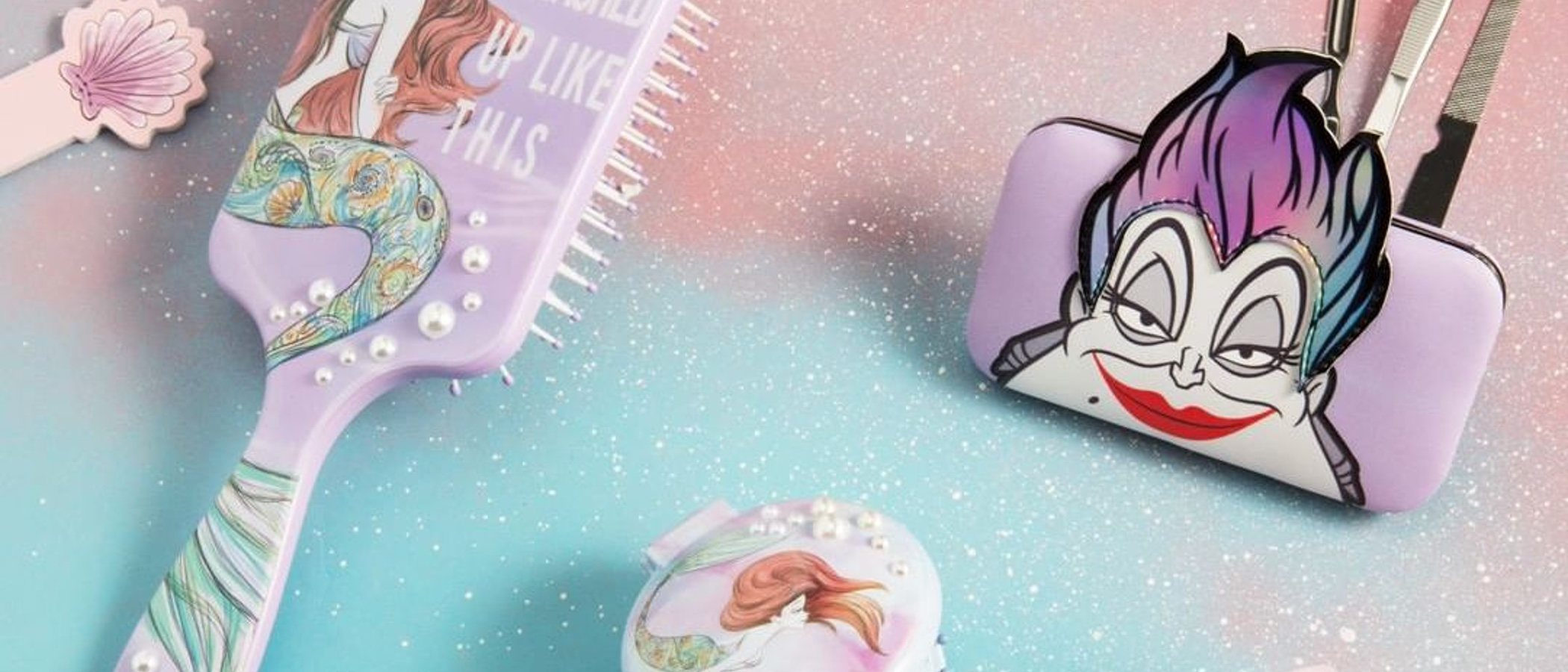 Primark arriesga y convierte a 'La Sirenita' en la protagonista de su nueva colección beauty