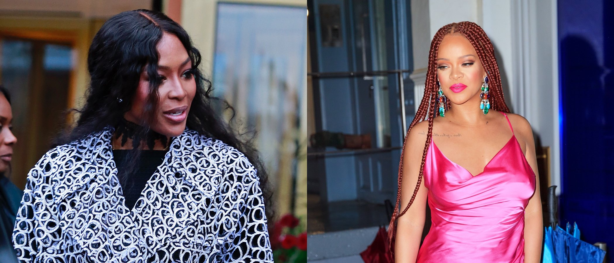 Alerta belleza: Rihanna y Naomi Campbell se coronan como los peores beauty looks de la semana