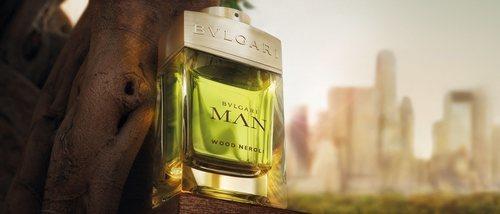 Con la nueva fragancia 'Bvlgari Man Wood Neroli' olerás a naturaleza