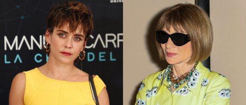 El efecto 'no make up' de Anna Wintour y María León se coronan como los mejores beauty looks de la semana