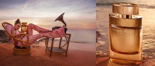 Gigi Hadid presenta 'Wonderlust Sublime', el nuevo perfume femenino de Michael Kors