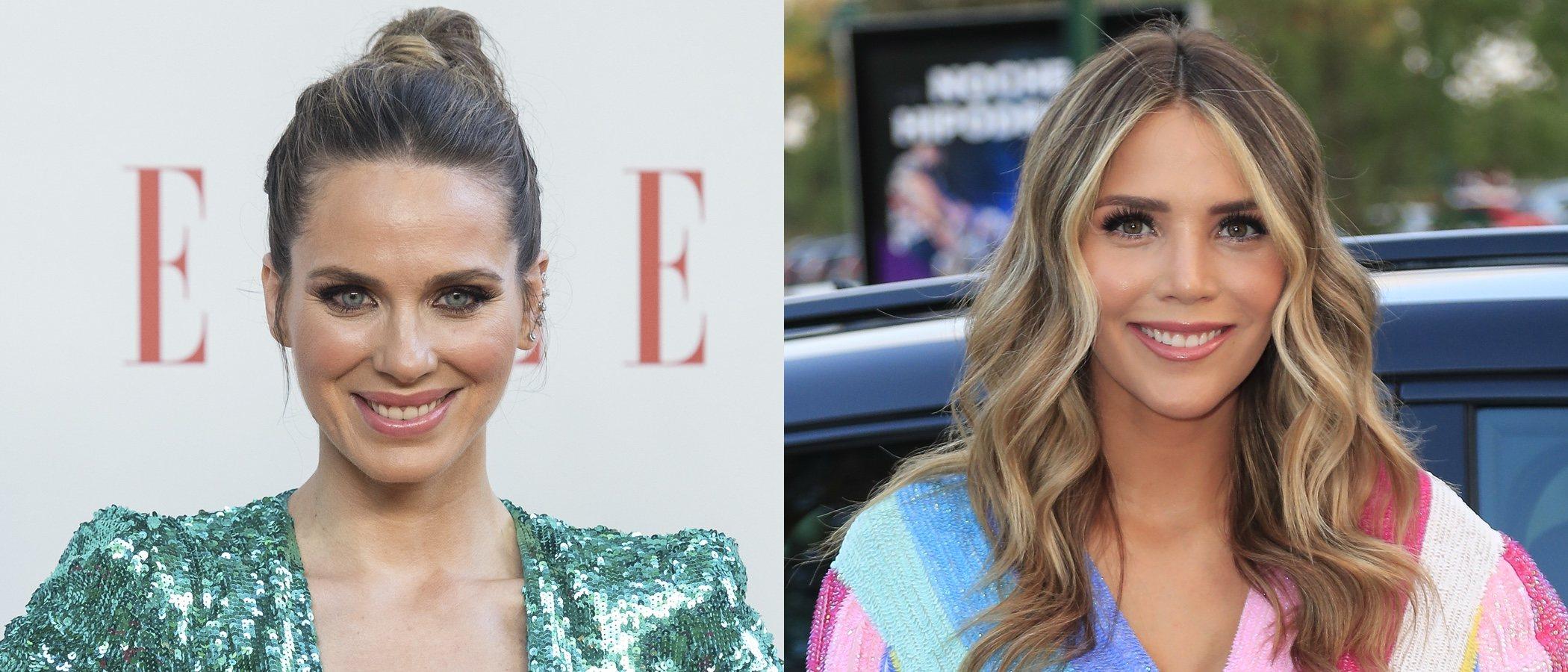 Vanesa Romero y Rosanna Zanetti, entre los mejores beauty looks de la semana