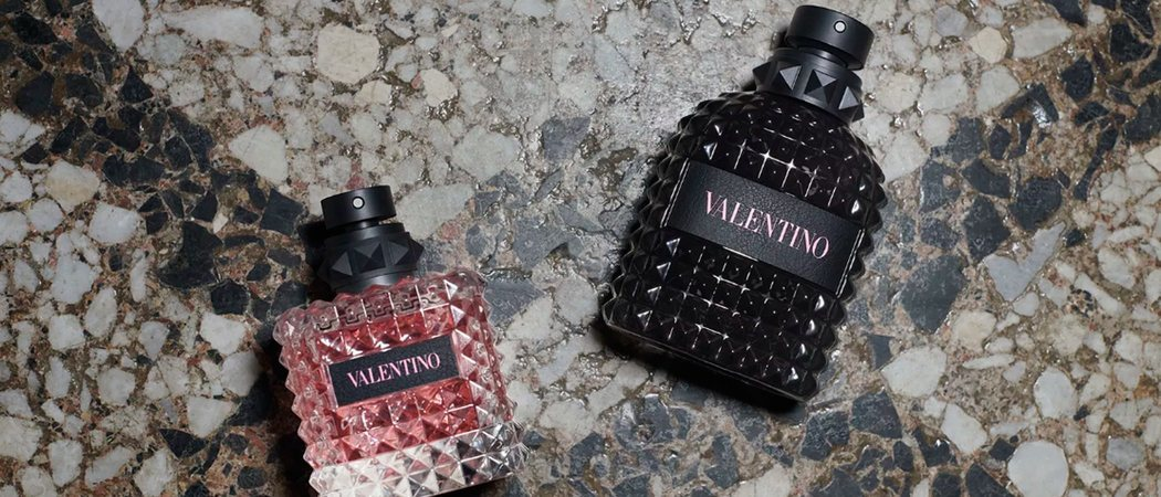 Roma es la esencia del nuevo perfume femenino de Valentino