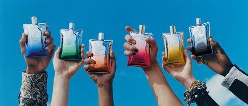 '#Pacollection': la primera colección de fragancias unisex de Paco Rabanne diseñada por Julien Dossena