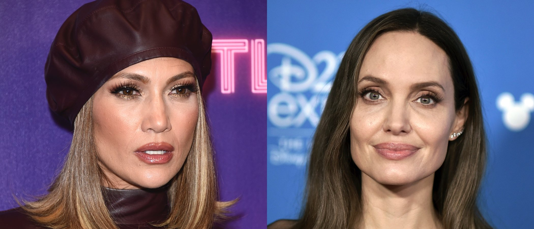 Angelina Jolie y Rosalía lucen los mejores beauty looks de la semana