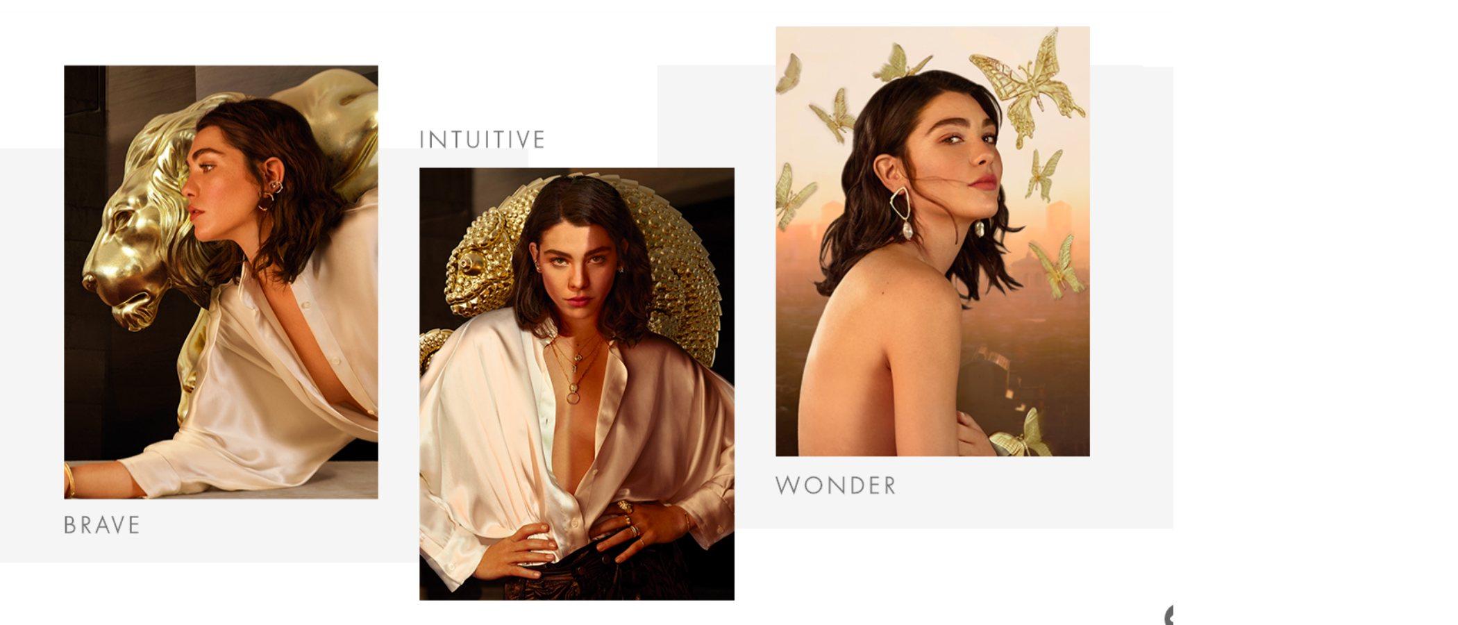 Aristocrazy se estrena en el mundo de las fragancias con el lanzamiento de 'Intuitive', 'Wonder' y 'Brave'
