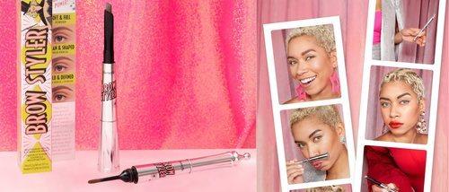 'Brow Styler', el nuevo lápiz multiusos para cejas de Benefit