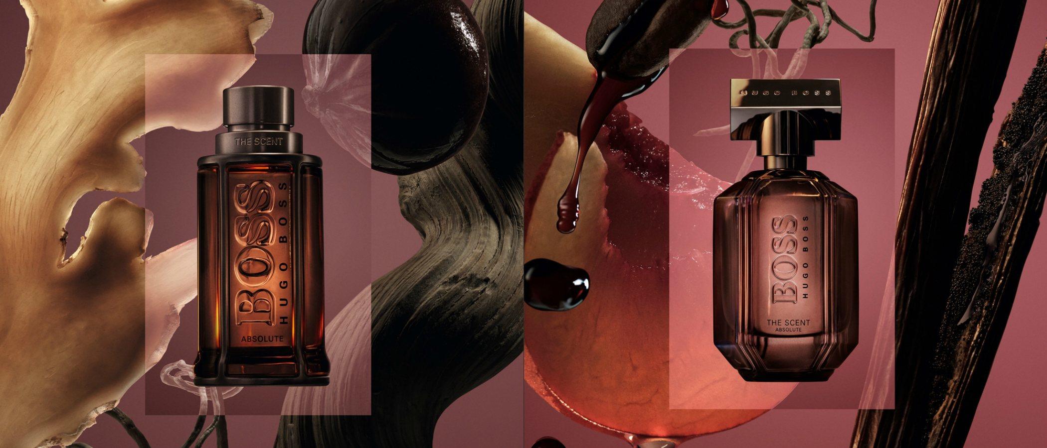 'Boss The Scent Absolute', el nuevo dúo de fragancias para él y para ella de Hugo Boss