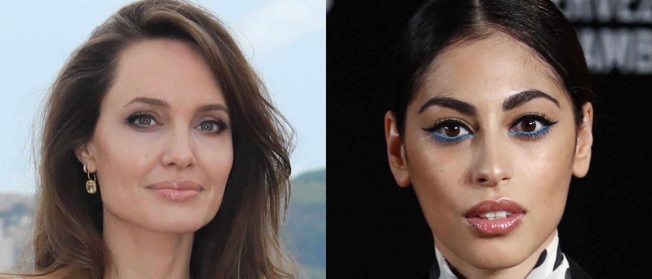 Angelina Jolie y Mina el Hammani encabezan los mejores beauty looks de la semana