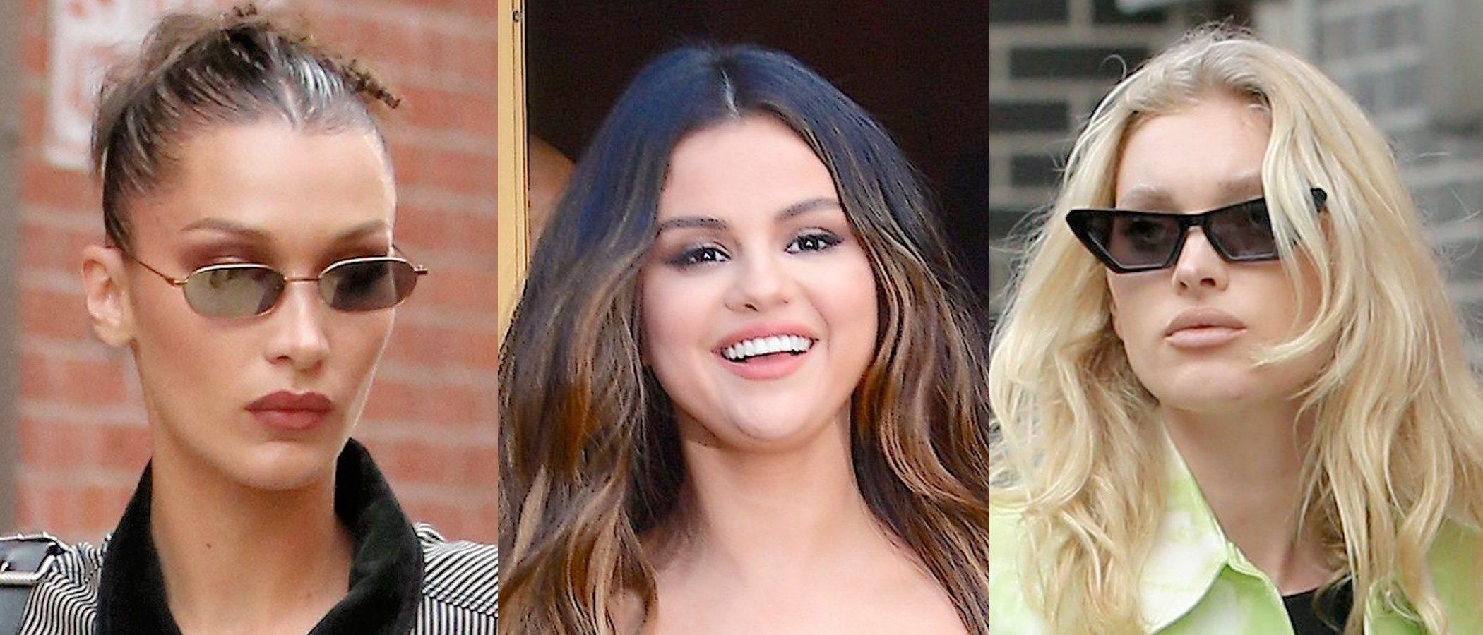 Bella Hadid, Selena Gomez y Elsa Hosk lucen los peores beauty looks de la semana
