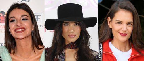 Katie Holmes, Ana Guerra y Pilar Rubio encabezan el ranking de los mejores beauty looks de esta semana