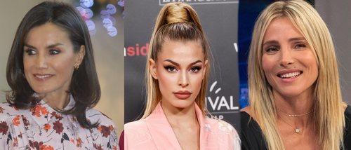 La Reina Letizia, Elsa Pataky y Jessica Goicoechea entre los mejores beauty looks de la semana