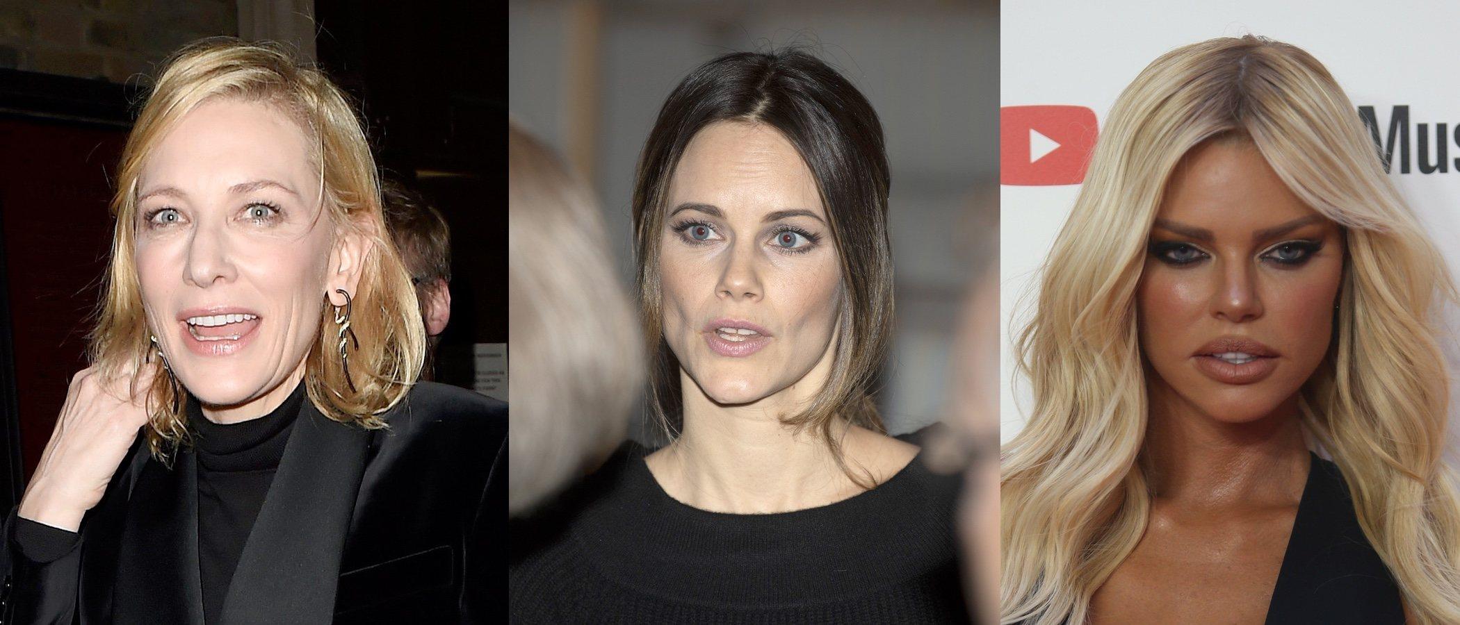 Cate Blanchett, Sofia Hellqvist y Sophie Monk lucen los peores beauty looks de la semana