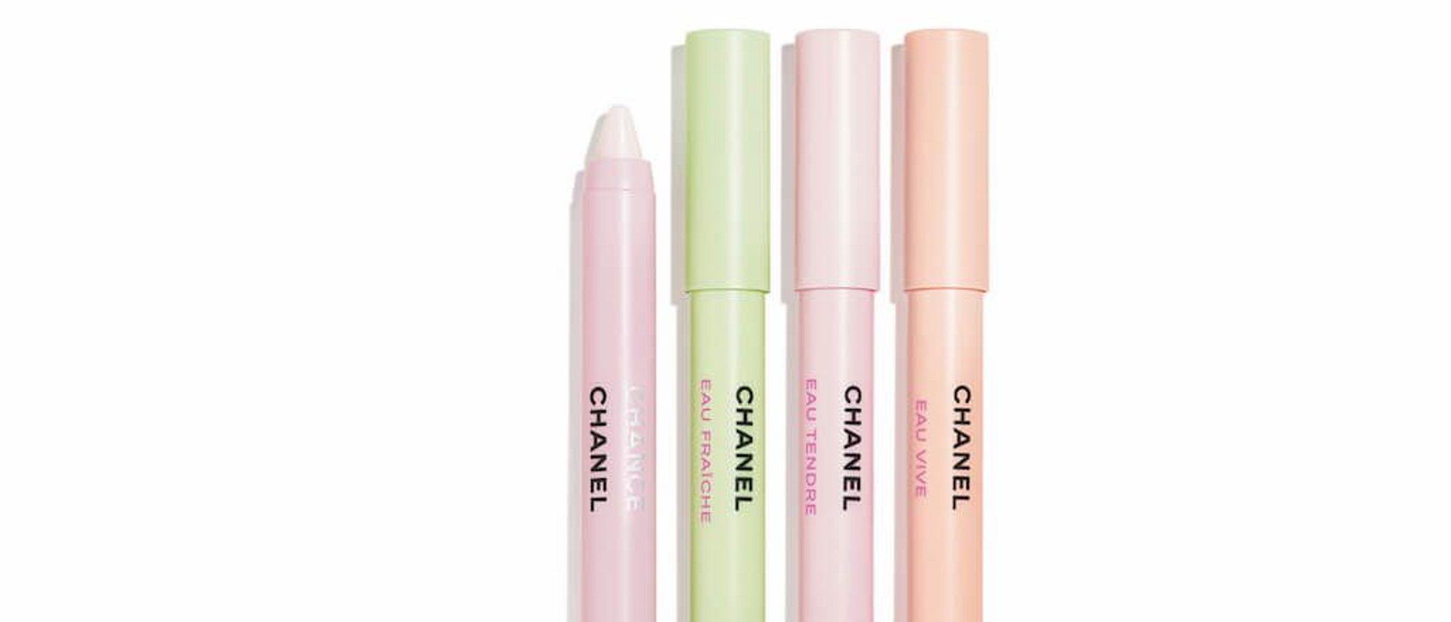 Chanel transforma su icónico perfume en formato lápiz