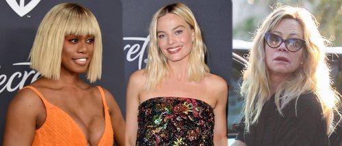 Margot Robbie, Laverne Cox y Melanie Griffith protagonizan los peores beauty looks de la semana