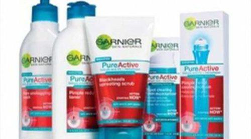 Pure Active de Garnier, eficaz contra granos y puntos negros